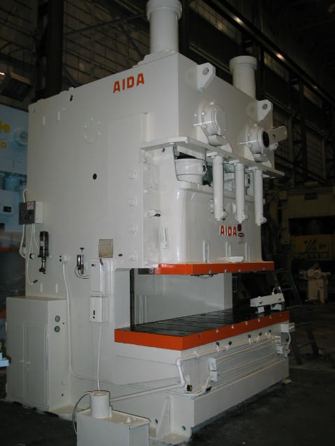 Aida 220 Ton Gap Frame Press Pdc 20 1975